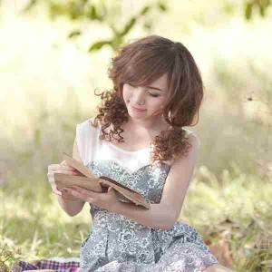 Девочка, которая любит читать