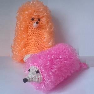 Готовые игрушки для купания малышей